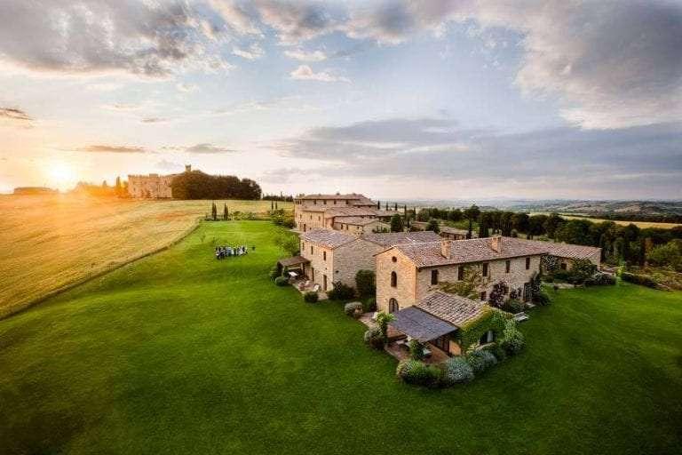Borgo Finocchieto - Siena - Tuscany