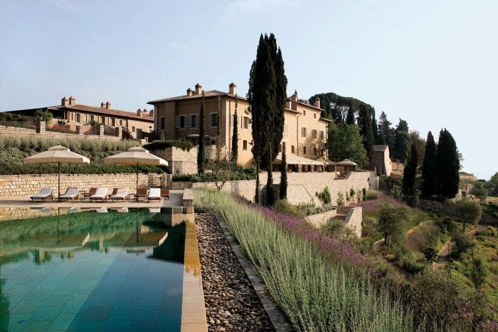 Venue in Tuscany